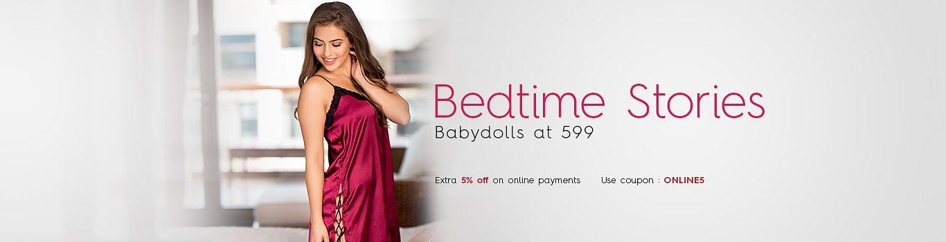 Babydolls at 499+